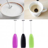 Electric Milk Frother Mini Coffee Stirr Eggbeater-2521