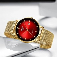 NIBOSI Simple Watch Men Fashion Brand Quartz Watch Luxury Creative Waterproof Date Casual Men Watches Relogio Masculino -3360