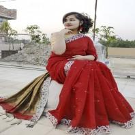 Tangail Silk Sharee