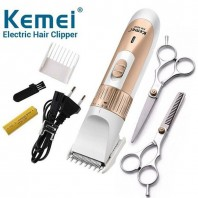 KEMEI Rechargeable Electric Hair Clippers 837