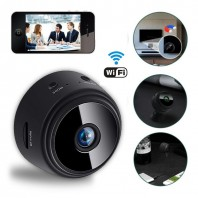 Wifi Mini Camera Wireless Infrared Body Camera Night Vision Mini Voice Recorder 1080P HD Camera