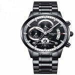 NIBOSI Men Watches Luxury Top Brand Men Watch 3312