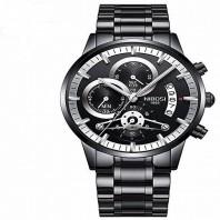 NIBOSI Men Watches Luxury Top Brand Men Watch 3312