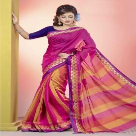 Tangail Silk Saree 1014