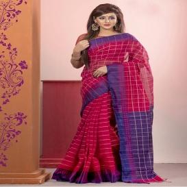 Tangail Silk Saree 1016