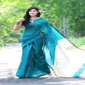 Tangail Silk Saree 1016B