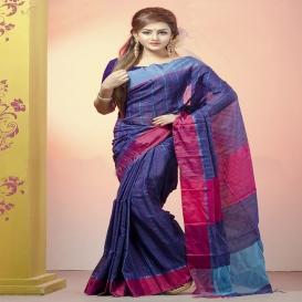 Tangail Silk Saree 1017