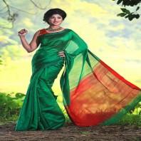 Tangail Silk Saree 1030
