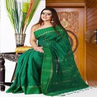 Tangail Reyon Silk Saree 1034
