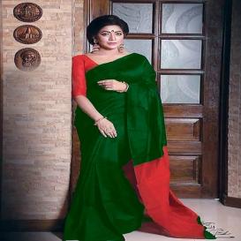 Tangail Silk Saree 1045