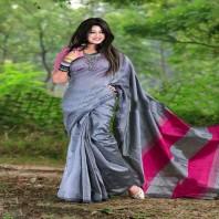 Tangail Silk Saree 1073