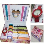 11 in one belt lady watch 3161