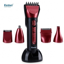 Kemei Multi Functional Shaver & Trimmer-1233