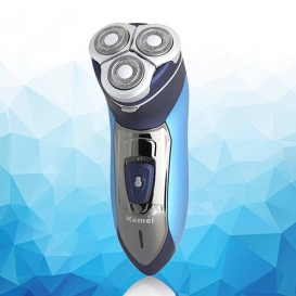 KemeiRechargeable Shaver &Trimmer-1244
