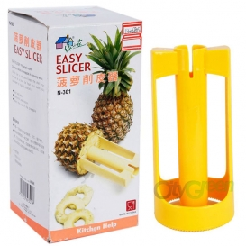 Magic Fruit Pineapple Corer Slicer Cutter Peeler - 874