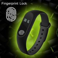 Bingo M2 Waterproof Smart Fitness Band-2009