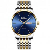 Biden 0264 Calendar Male Wristwatch Black