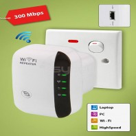 Shop in Dhaka Wireless-N Wifi Repeater - White758