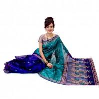 Tangail Silk Saree 1612
