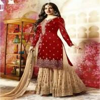 Sharara Suits Bollywood  Punjabi Designers 4672
