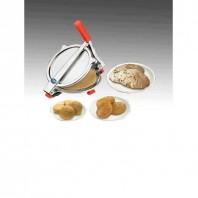 Master Kitchen Stainless Steel Roti Maker - Silver728