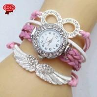 Multicolored Birds Wings special watch -3087