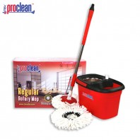 Microfiber 360 Degree Regular Rotary/Spin Mop Floor Cleaning Mop