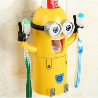 SB Online Market Minion Toothpaste Dispenser - Yellow419