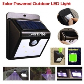 Ever Brite LED Light the motion-activated solar powered LED light-255