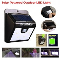 Ever Brite LED Light the motion-activated solar powered LED light255
