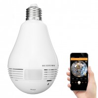 360-degree Panoramic IP Camera light-2074