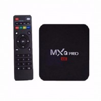 MAXQ PRO অ্যান্ড্রয়েড টিভি বক্স উইথ রিমোট-2088