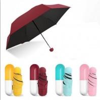 Mini Capsule Pocket Umbrella