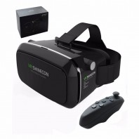 VR Shinecon 3D গ্লাস উইথ রিমোট-2101