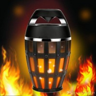 Flame Lamp Bluetooth Speaker-2116