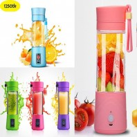 Rechargeable Juicer & Power Bank 1000
