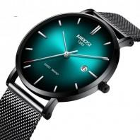 NIBOSI Simple Watch Men Fashion Brand Quartz Watch Luxury Creative Waterproof Date Casual Men Watches Relogio Masculino -3361