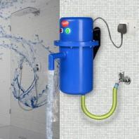 GS indian Instant Water Geyser