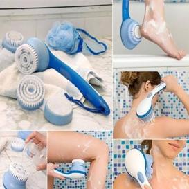 Spin Spa Body Brush in White551