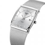 NIBOSI Simple Watch Men Fashion Brand Quartz Watch Luxury Creative Waterproof Date Casual Men Watches Relogio Masculino -3366