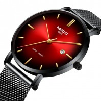 NIBOSI Simple Watch Men Fashion Brand Quartz Watch Luxury Creative Waterproof Date Casual Men Watches Relogio Masculino -3367