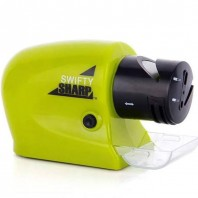 Abaro BD Swifty Sharp Motorized Knife Sharpener - Green235