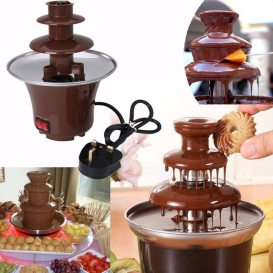 Chocolate fountain-2511
