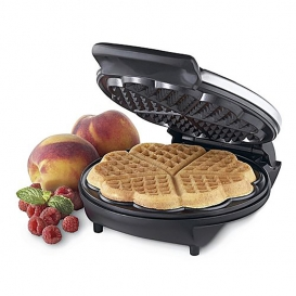 Electric Heart ShapeWaffle Maker-2520
