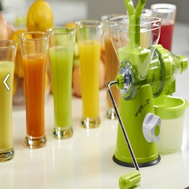 Manual juicer with meat Grinder 2 in 1-2534