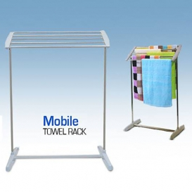Mobile Towel Rack-2539