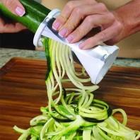 Fast Salad Cutter Manual Machine-2568