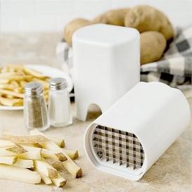 French Fry Potato Cutter Vegetables Fruit Slicer-2571