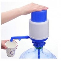 Hand Press Bottled Drinking Water-2577