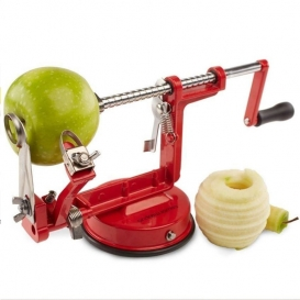 Iron & Stainless Steel Potato & Apple Peeler --2585